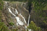 Barron Falls from the train side