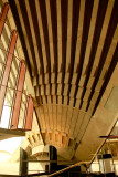 Sydney Opera House structural detail