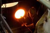 Firing the boiler on the TSS Earnslaw