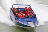 Jet boat ride on the Dart River