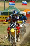 Motocross competition in Gdansk - only for real guys! ;) (2006)