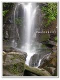 鴛鴦谷瀑布