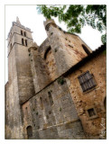 Église fortifiée Sainte Eulalie de Mérida