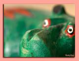 24 - Green Hippo