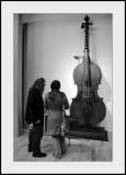 Musée de la musiqueL'octobasse