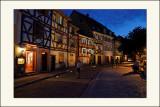 Colmar by night