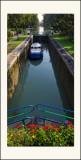 Ecluse du canal de Chelles à Neuilly sur Marne