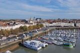 La Rochelle. Panoramic views