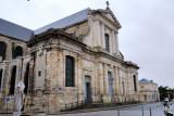 La Rochelle. The Cathedral