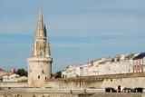 La Rochelle. Tour de la Lanterne