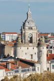La Rochelle. The Great Clock Tower