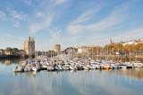 La Rochelle. The Old Port