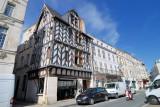 La Rochelle. The Old Town