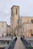 La Rochelle. Saint Sauveur Church