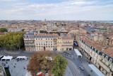 Bordeaux. Panoramic views