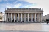 Bordeaux. Place de la Comedie