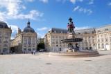 Bordeaux. Place de la Bourse