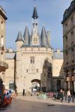 Bordeaux. Porte Cailhau