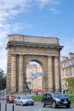 Bordeaux. Porte des Salinieres and Place de Bir-Hakeim