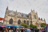 Bordeaux. Basilique Saint Michel