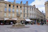 Bordeaux. Place du Parlement