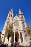 Bordeaux. Eglise Saint Louis des Chartrons