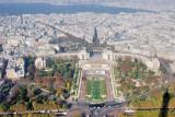 Paris. Panoramic views