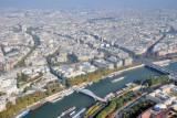 Paris. River Seine