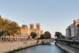 Paris. Site. Cathedrale de Notre-Dome