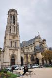 Paris. St. Germain l'Auxerrois