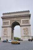 Paris. Arc de Triomphe