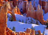 Queen's Garden, Bryce Canyon National Park, UT