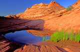 Waterhole, North Coyote Buttes, AZ
