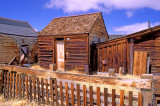 Rangers residence, Bodie State Park, CA