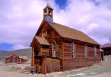 Methodist Church, Bodie State Park, CA