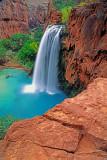 Havasu Falls, Havasu Canyon, AZ