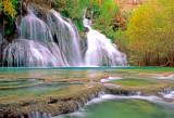 Navajo Falls, Havasu Canyon, AZ