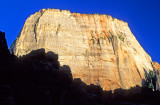 Great White Throne, Zion National Park, UT