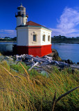 Coquille River  Lighthouse near Bandon, OR