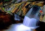 (NE19) Waterfall, northern Maine