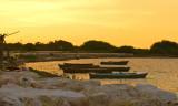 Sunset Over Falmouth, Jamaica