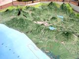 El Salvador Relief Map