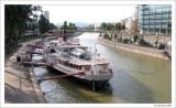 Boat on Donau