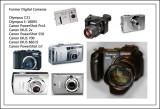 My previous compact cameras
