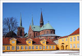 The Cathedral in Roskilde - Denmark