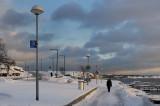 Wintry Walk