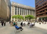 At City Hall