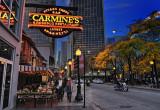 Fall at Carmine's