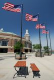 Flags at Navy Pier 2