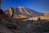 Teide in Evening Light